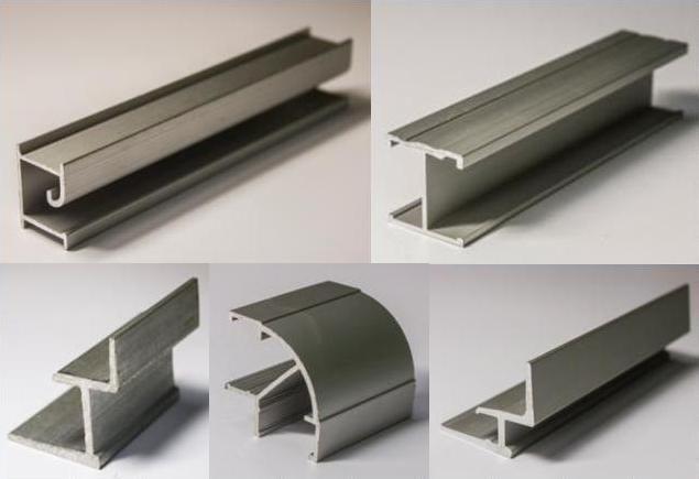 Конструкции из профиля алюминиевых сплавов