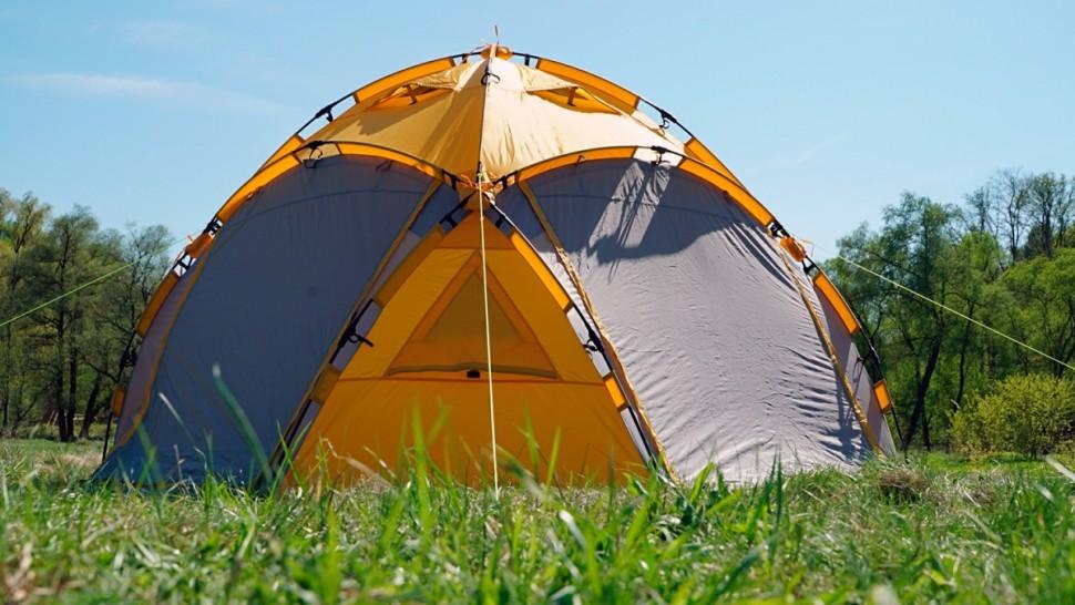 Туристические палатки для хорошего отдыха