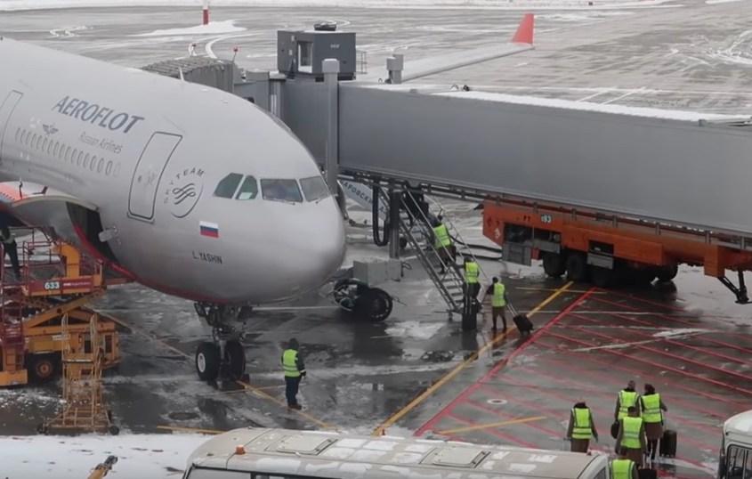 Пассажиры Аэрофлота без масок будут депортированы на карантинные места