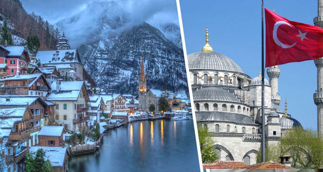 Канцлер Австрии обвинил туристов в завозе коронавируса из Турции