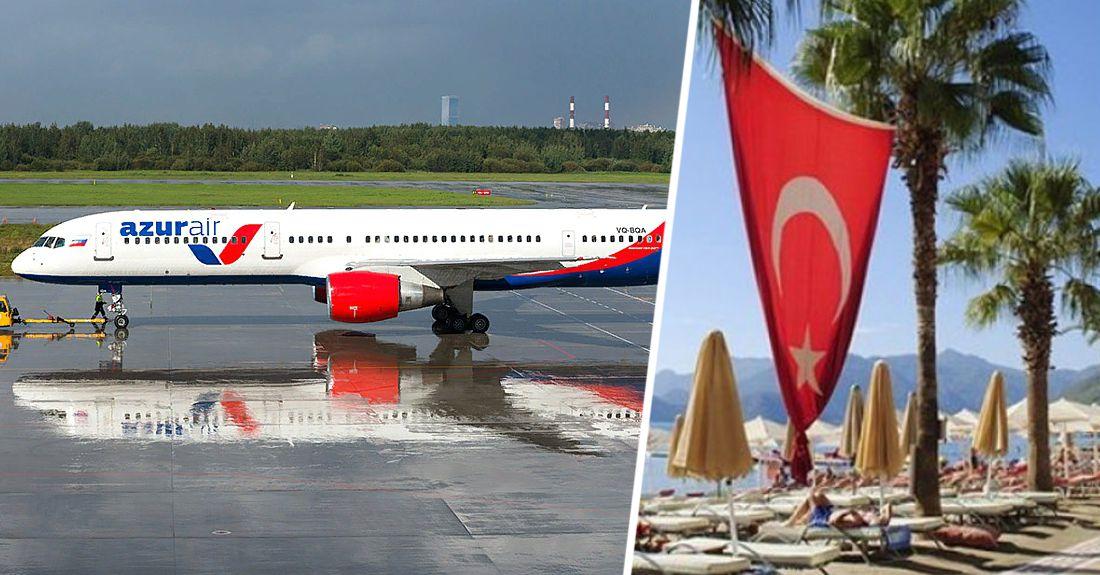 AZUR air открыл продажу авиабилетов на рейсы летнего туристического сезона 2021