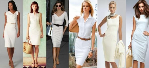 С чем носить белое после Дня труда