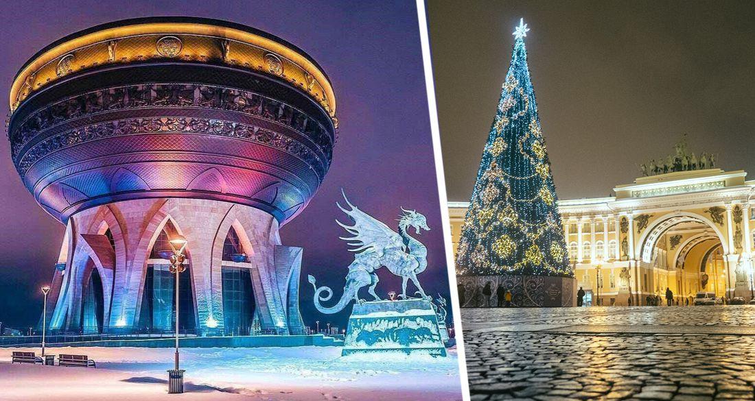 Казань пошла на перехват туристов, желавших ехать в Санкт-Петербург