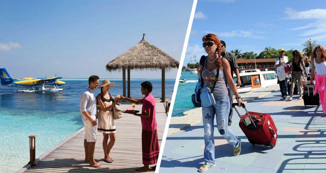 Мальдивы заполонили туристы: страна идёт на рекорд по турпотоку