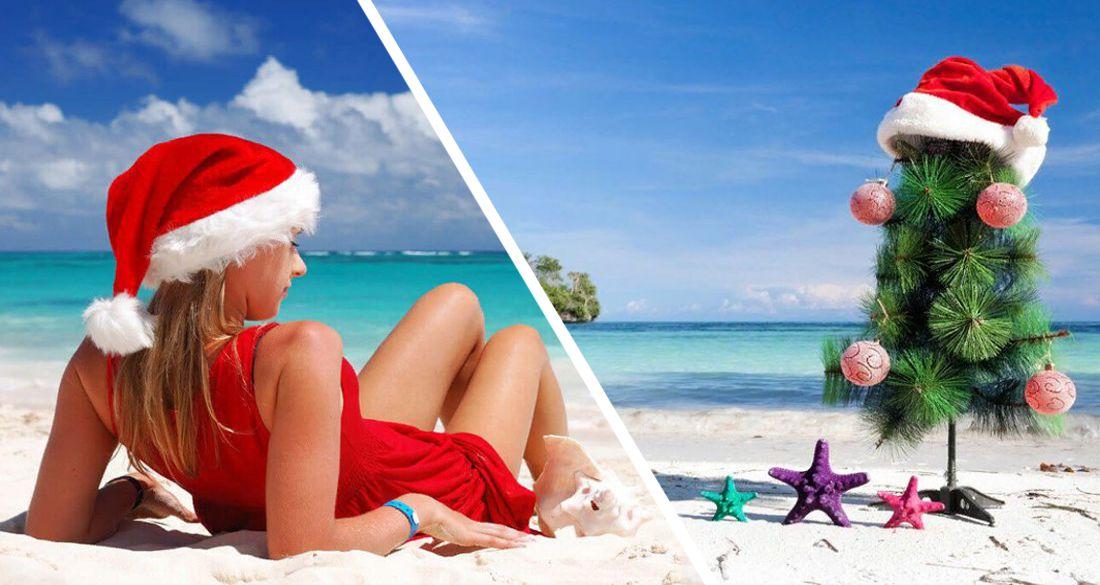 Рейтинг предпочтений: в каких странах туристы встретят Новый год?