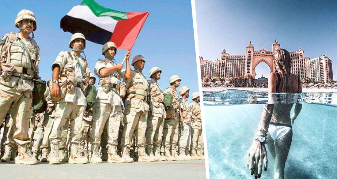 Туристов в ОАЭ предупредили об опасности