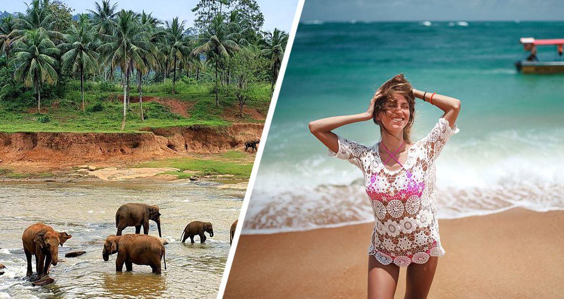 Шри-Ланка готовится открыть аэропорты для иностранных туристов