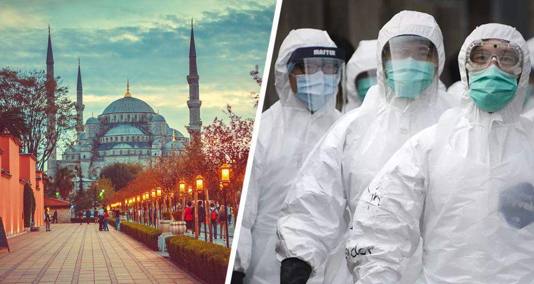 Турция ввела комендантский час на Новый год: по Стамбулу туристам теперь не прогуляться