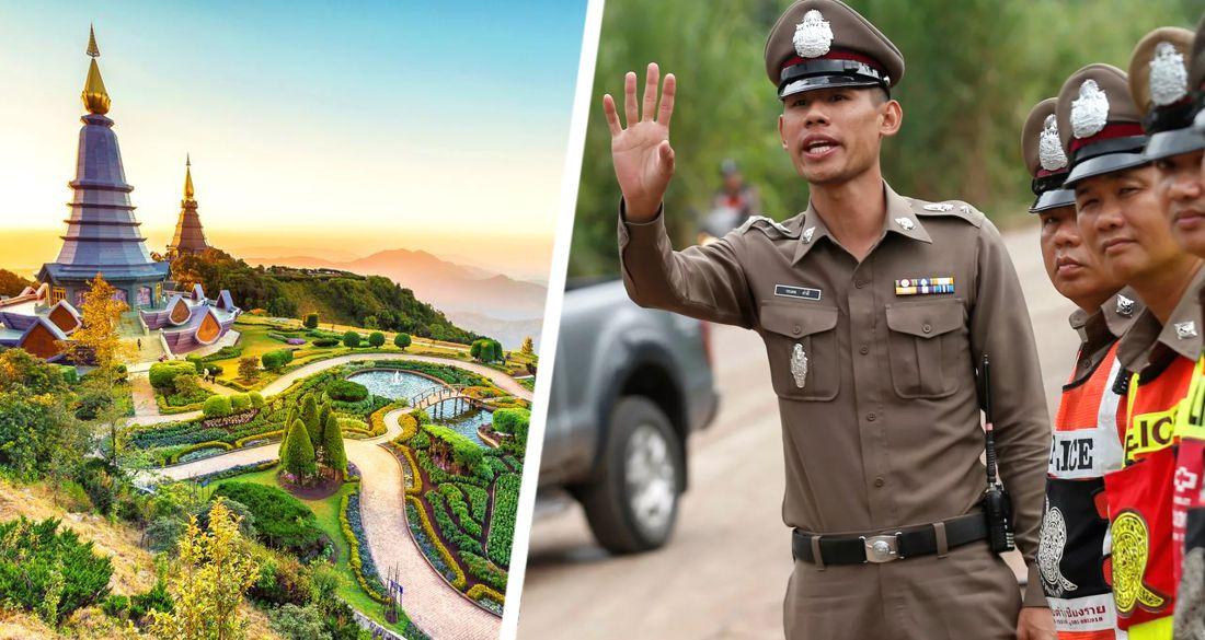 В Таиланде провинции разделили по цвету: 25 из них оказались под угрозой блокировки из-за Covid-19