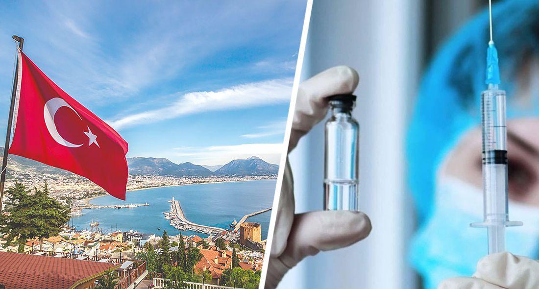 Отели Турции ликуют: китайская вакцина начинает поступать в страну. Заказано 50 млн доз - привьют всех