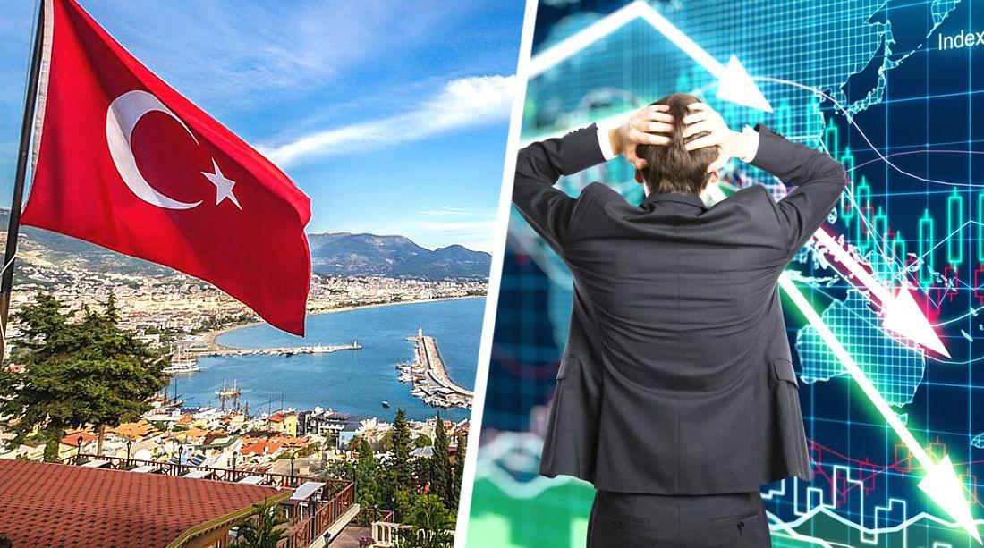 Турция подсчитала потери в туризме за 2020 год: от банкротства его спасла только Россия