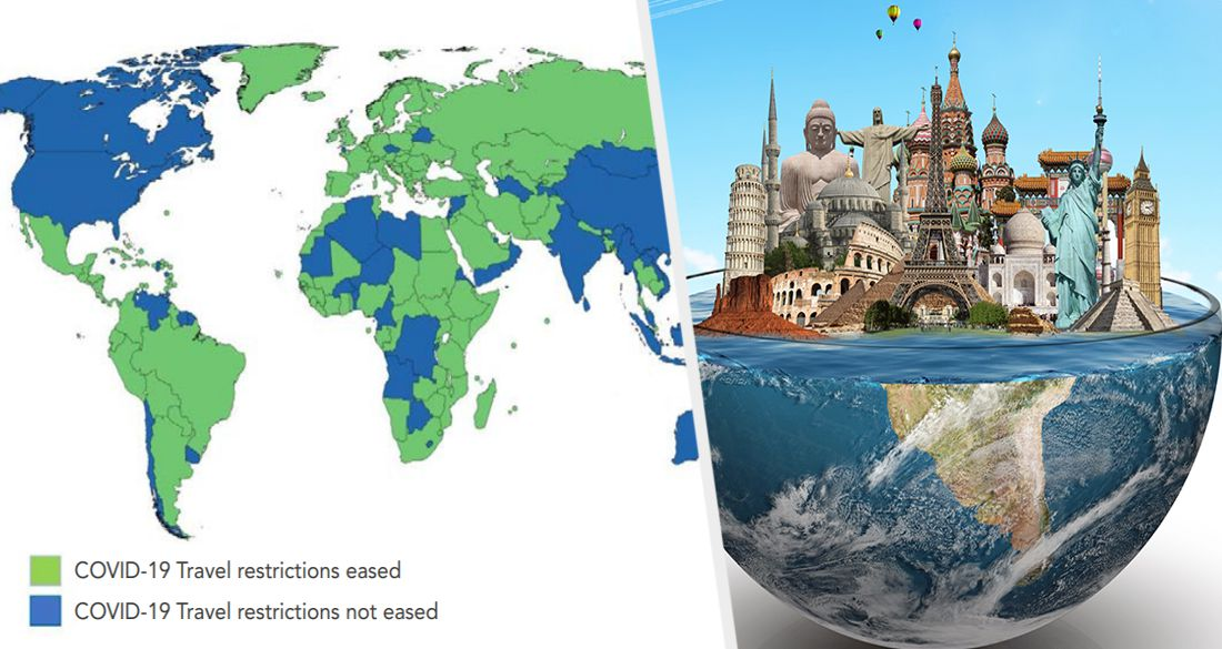 UNWTO: 70% стран уже сняли ограничения на туризм