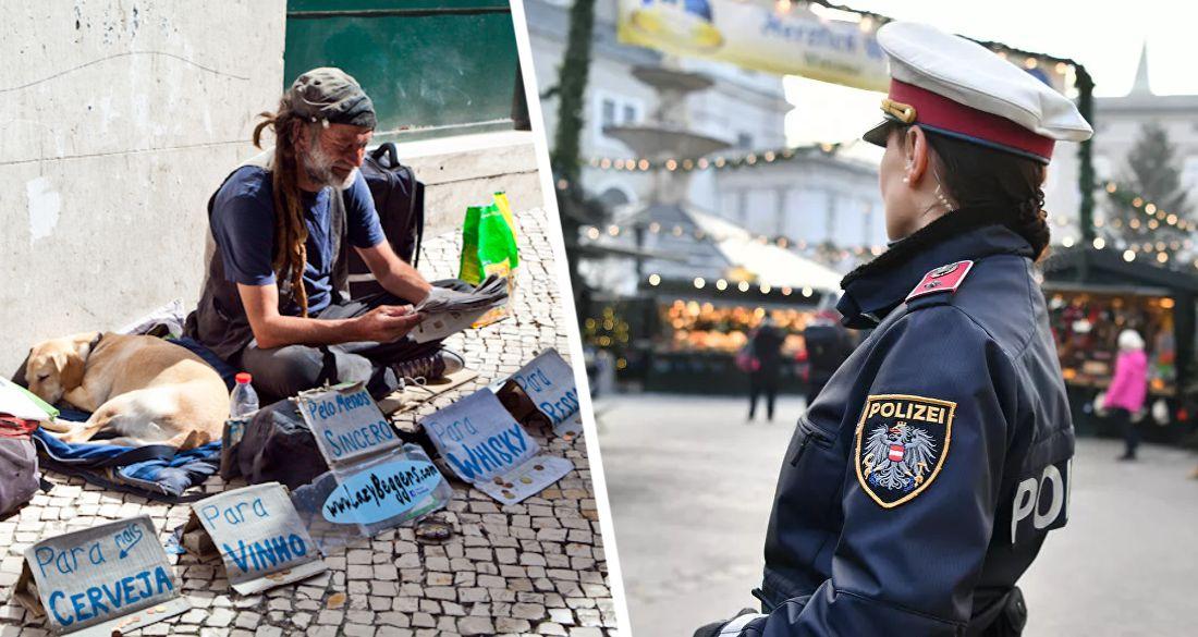«Новые бедняки» вместо туристов заполнили Барселону, Вену и Мальту