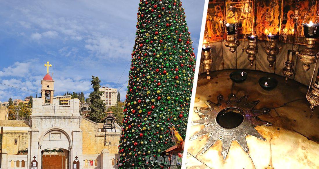 Вифлеем остался без Рождества: туристов и паломников запретили