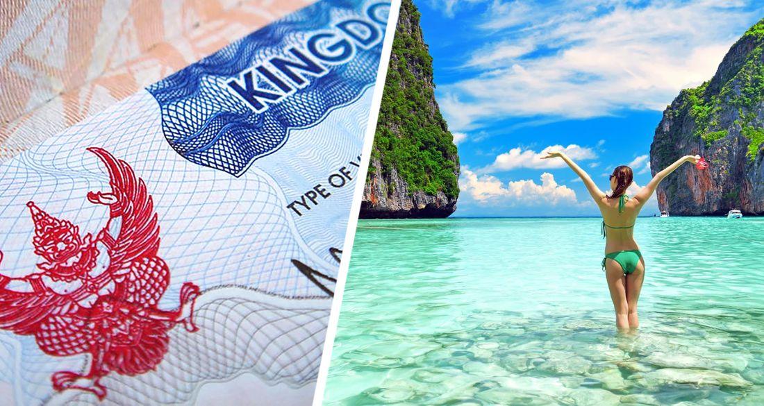 Таиланд упростит безвизовый режим для российских туристов