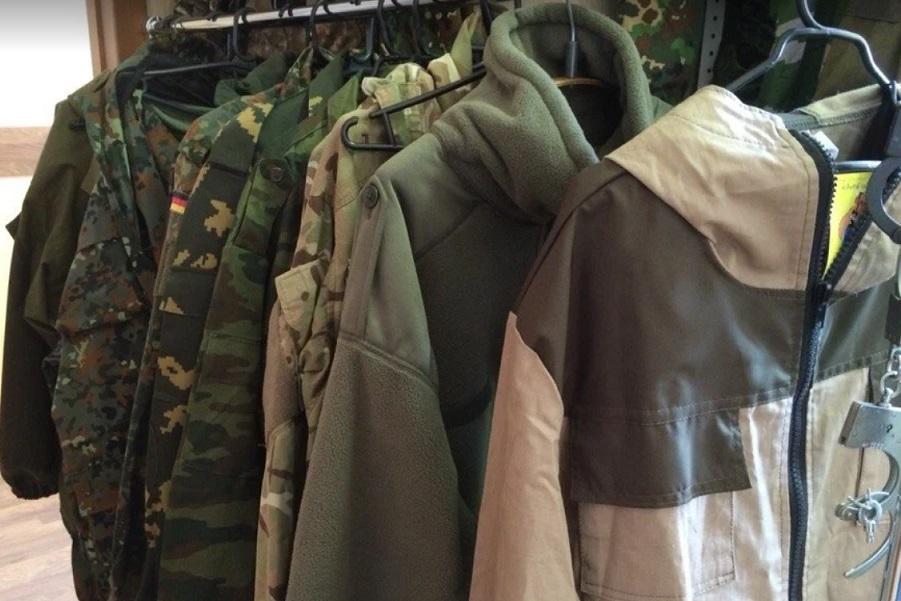 Где купить тактическую одежду в Минске?
