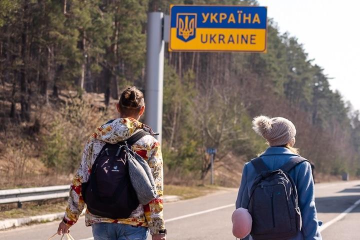 Правительство Украины разрешило белорусам временно оставаться в стране до 180 дней в году