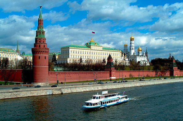 Речные путешествия в Москву и по всей европейской части России