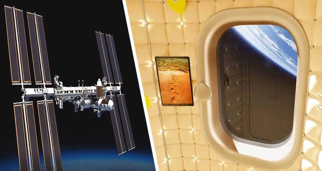 NASA откроет космический отель: названы сроки и цены на такой тур
