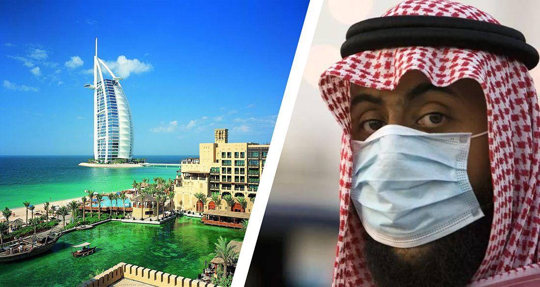 Авиарейсы в Дубай отменены из Дании из-за поддельных тестов на коронавирус