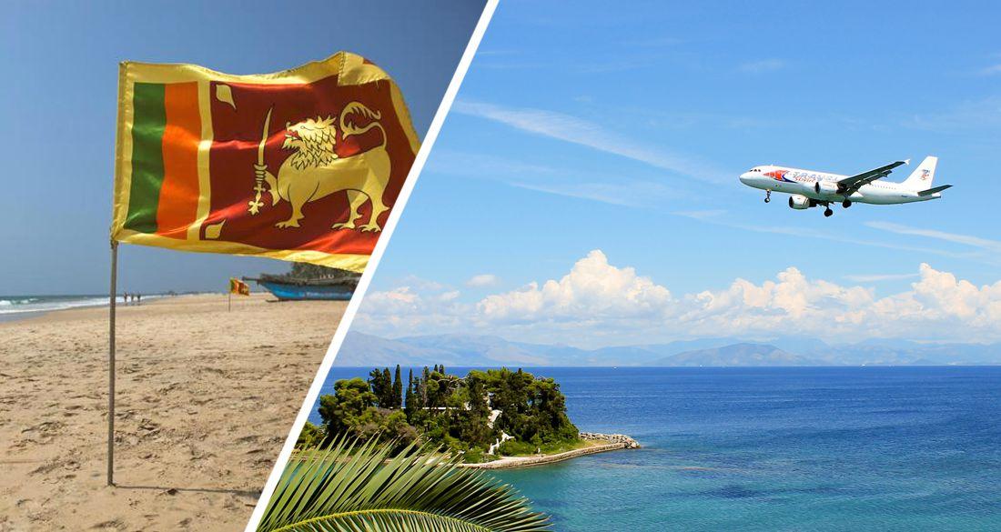 ϟ Шри-Ланка официально открывает аэропорты и впускает иностранных туристов: названа точная дата