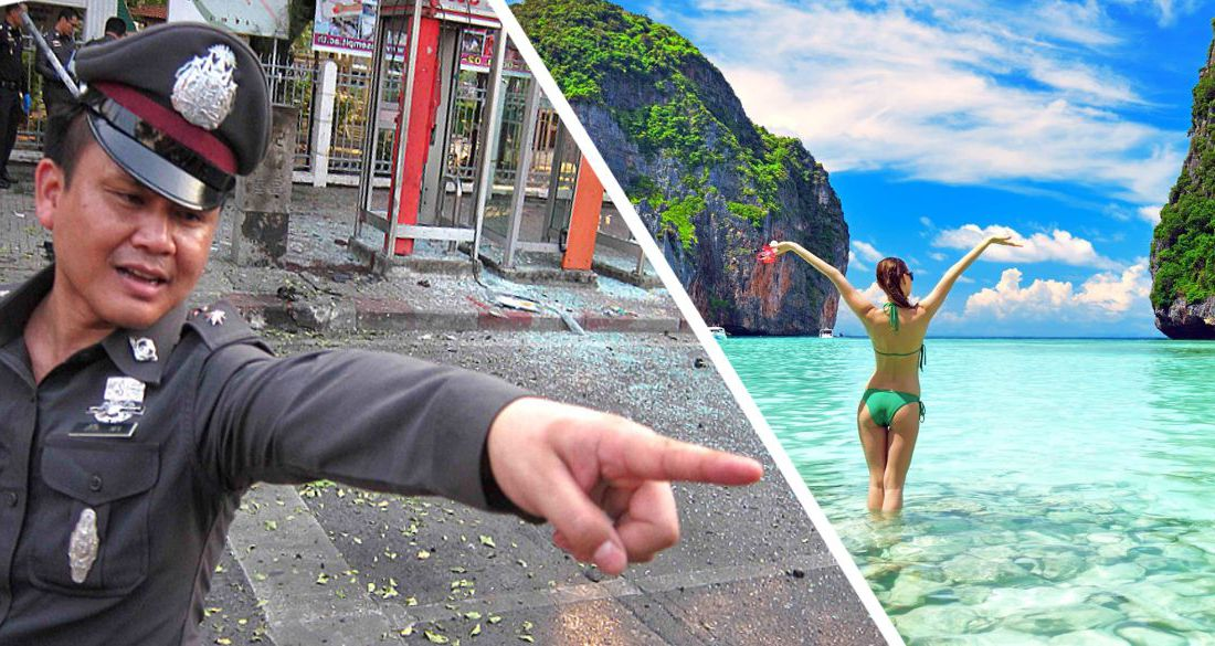 В Таиланде за путешествие в «красные зоны» введена уголовная ответственность