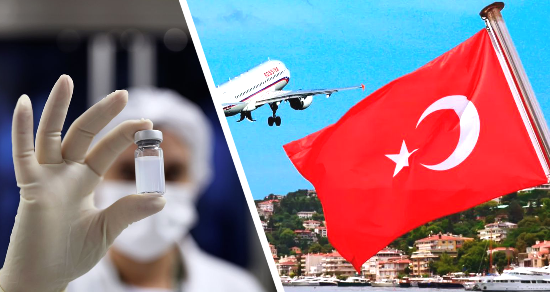 Ожидания туризма Турции на удачный летний сезон тают: закупленная китайская вакцина гораздо менее эффективна