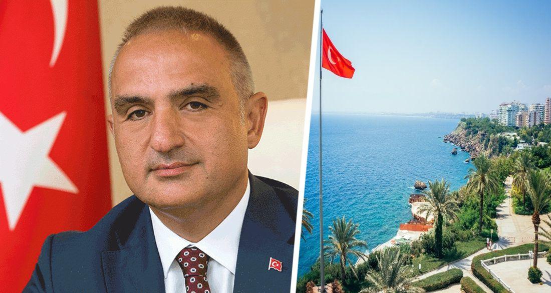 Министр сообщил, когда Турция откроет летний сезон