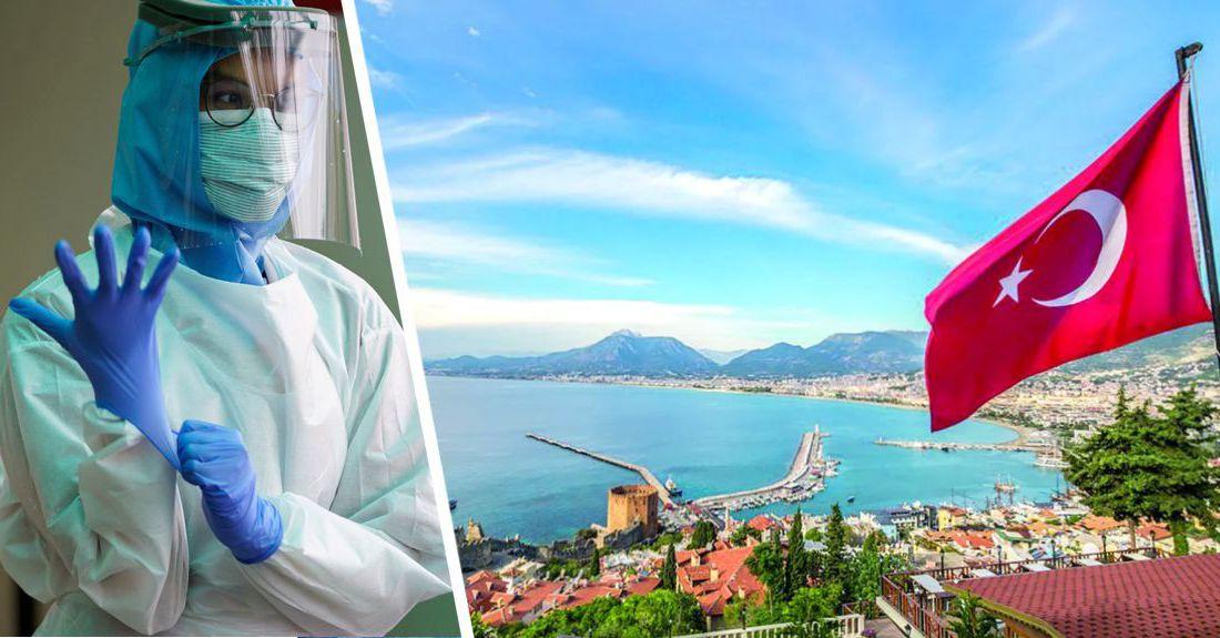 В Турцию проник высокозаразный штамм коронавируса: принимаются экстренные меры