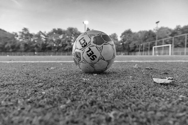 Футбол на Алтае