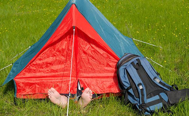 Рекомендации по выбору туристической палатки