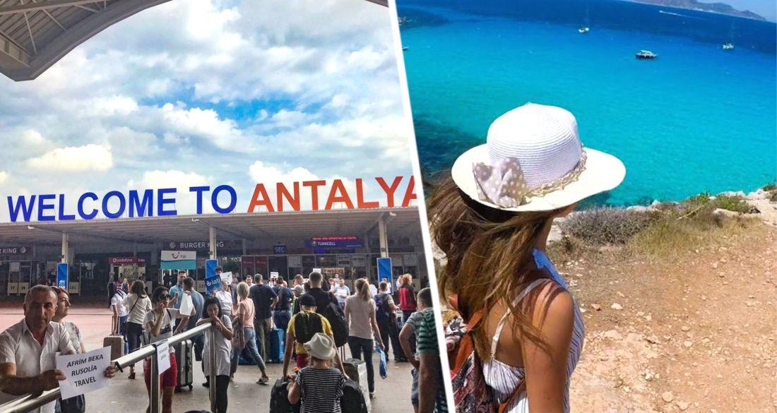 Рейсы в Турцию расширили на ещё один аэропорт России