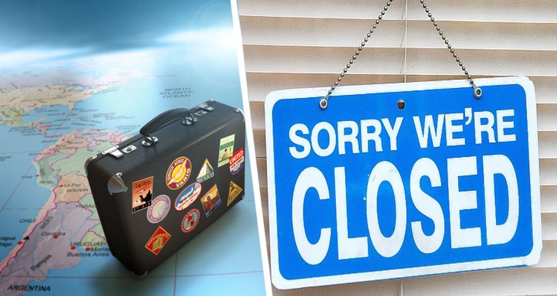 Крупнейшая сеть турагентств закрыла 40 офисов продаж