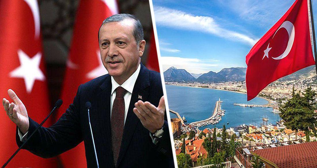 Туризм Турции получил сигнал от Эрдогана