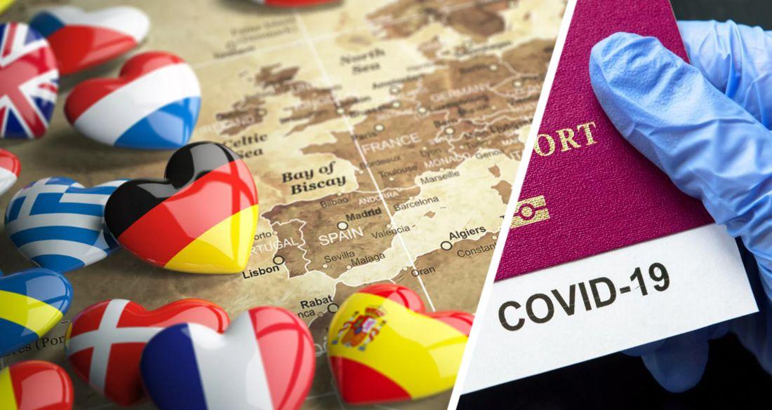 Европа вводит цифровой паспорт вакцинации: на самолет и в отель туристов без него не пустят