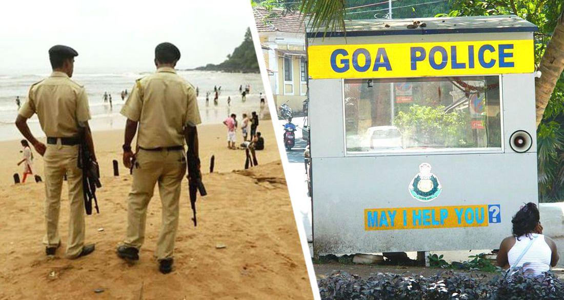 В Гоа начался разгон и ликвидация незаконных отелей