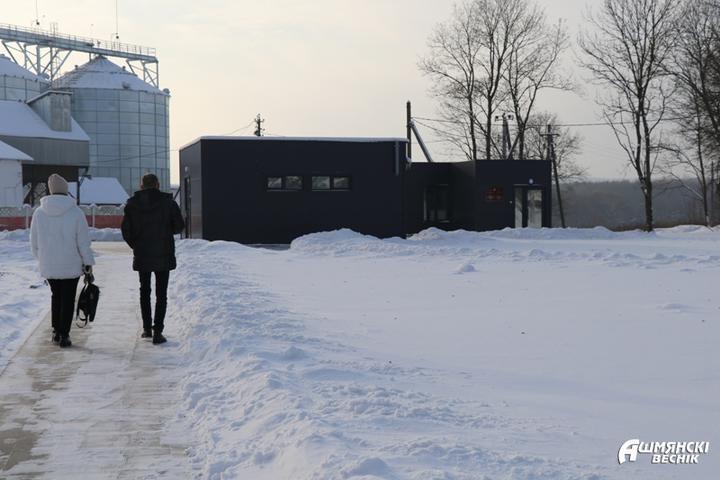 Около Гольшанского замка начал работать туристический визит-центр