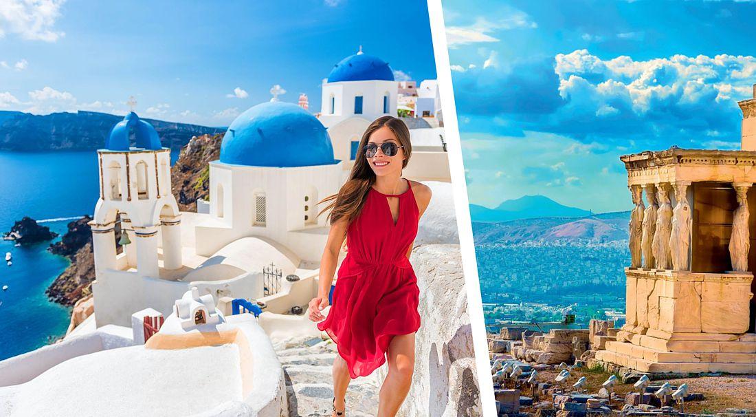 Греция назвала дату возобновления массового туризма
