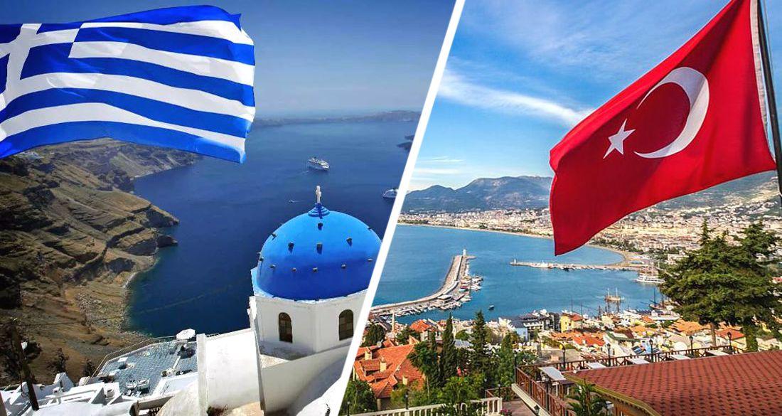 Греция перехватила у Турции туризм на лето-2021