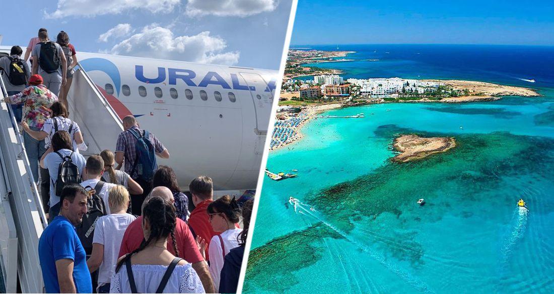 Начинаются рейсы на Кипр сразу из 9 городов России: расписание и цены