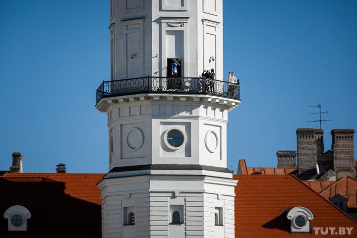 Могилев лишился двух уникальных имиджевых штук - башенных часов и горниста (и все из-за политики). Что дальше?