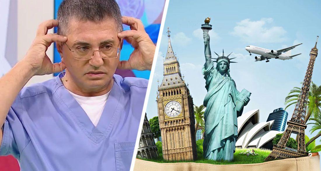 Туризм получил тревожный сигнал от доктора Мясникова: грядет более страшная эпидемия