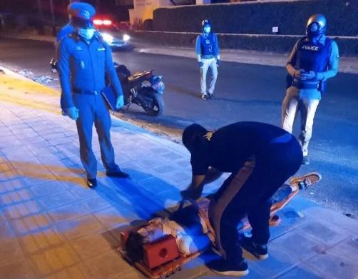 Российский турист перерезал себе горло ножом на Пхукете