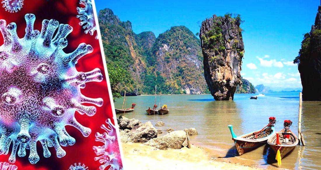 54 провинции Таиланда перевели в зелёную зону по ковиду: безопасными стали самые популярные у туристов направления