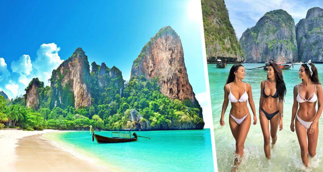 В Таиланде наконец-то предложили реальный план, чтобы запустить массовый туризм