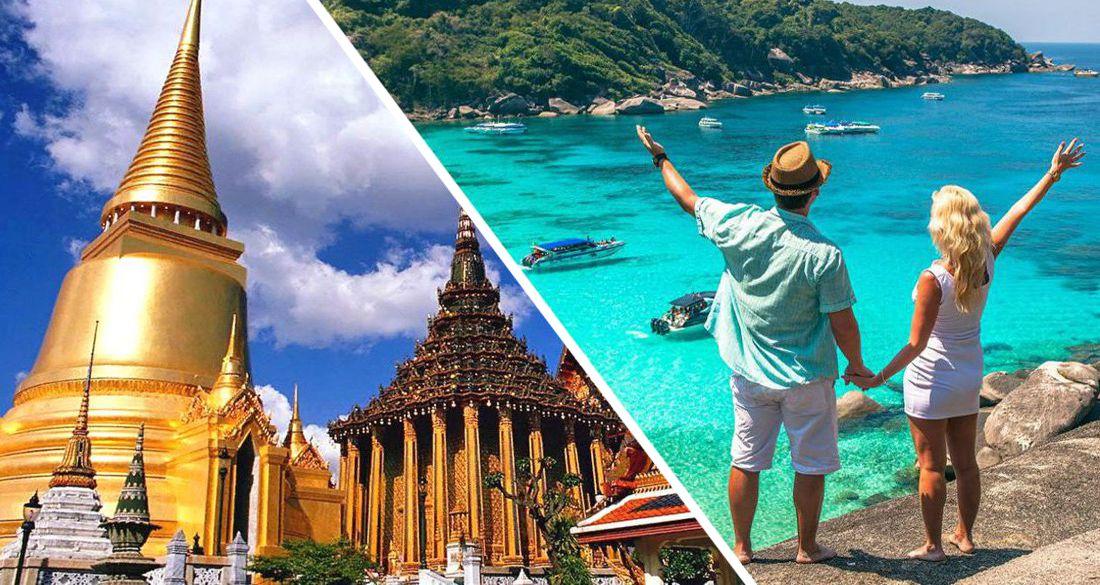 Таиланд ухудшил прогноз по восстановлению туризма в 2021 году