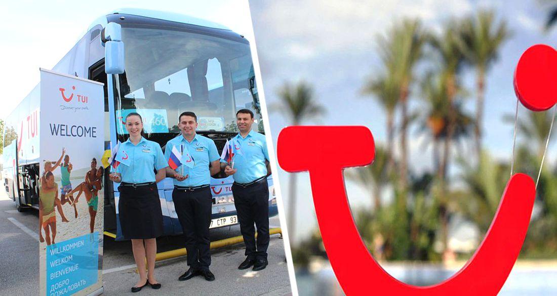 TUI спасает 40000 человек за рубежом