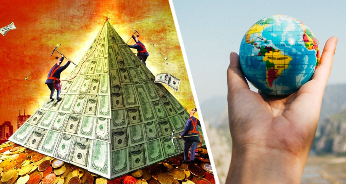 В России появились туристические пирамиды. Полиция накрыла одну из них