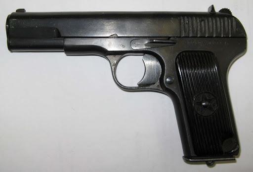 Купить травматический пистолет ТТ-T