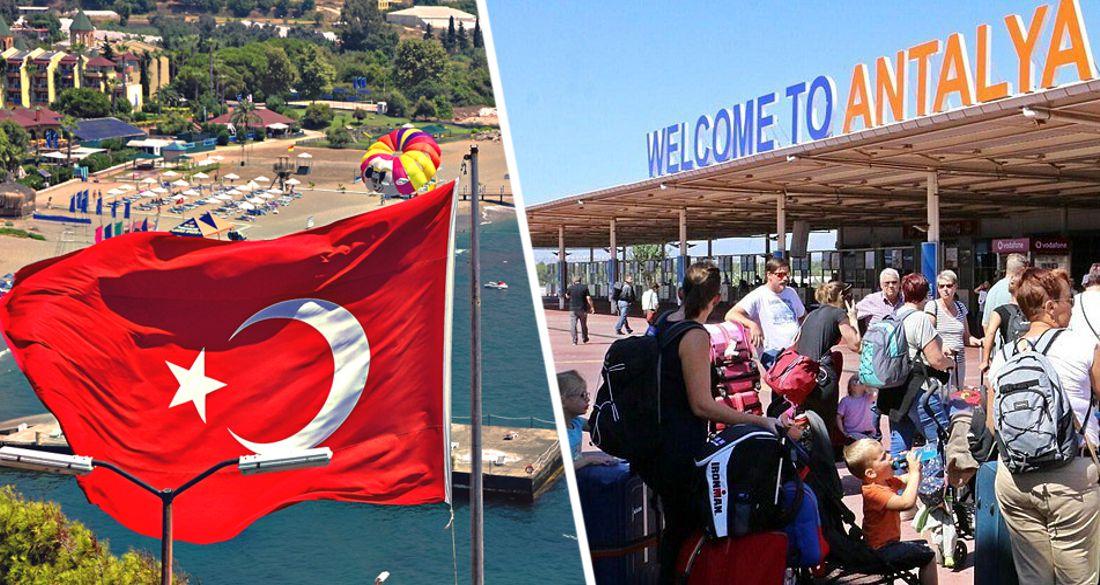 Турция начинает карать российских туристов за незаполненные анкеты